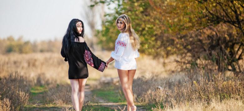 Ukrainian Women Ukrainian physical traits