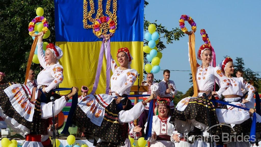 INDEPENDENCE DAY IN UKRAINE