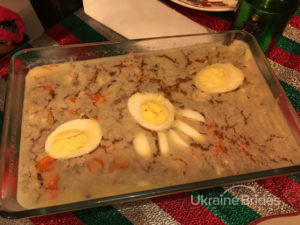 New Year Ukraine feast 5
