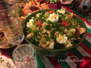 New Year Ukraine feast 3