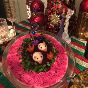 New Year Ukraine feast 6