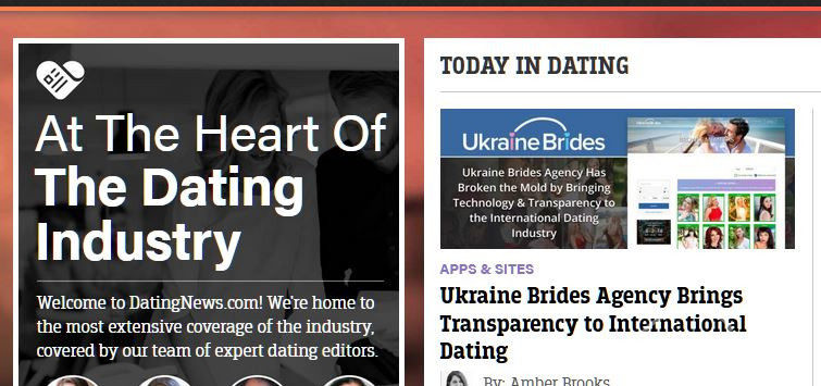 Dating News