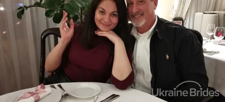 Richard and Svetlana